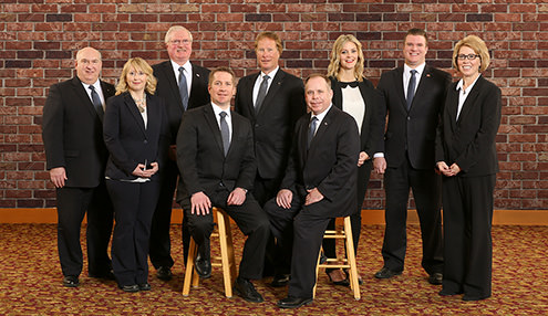 Daniel Funeral Homes Staff Photo